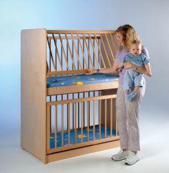 just schulbedarf krippenetagenbett 140x70 cm 121 147 100 bett stockbett 121 147 100. Black Bedroom Furniture Sets. Home Design Ideas
